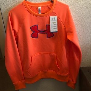 NWT Under Armour bright sweater